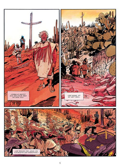 Leseprobe aus Juan Solo 1 - Seite 5
