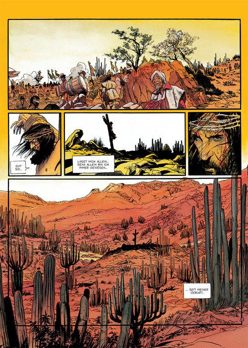 Leseprobe aus Juan Solo 1 - Seite 8