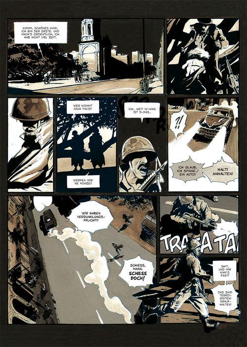 Leseprobe aus Juan Solo 1 - Seite 11