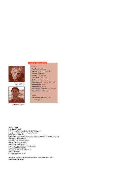 Leseprobe aus Kreuzzug - Seite 2