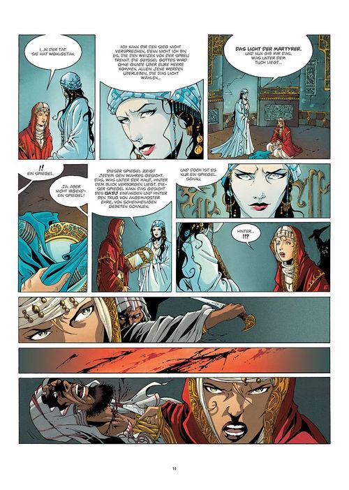 Leseprobe aus Kreuzzug - Seite 11