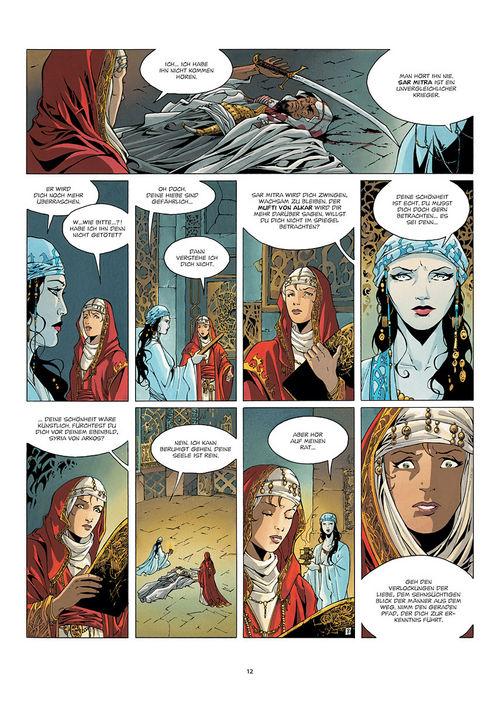 Leseprobe aus Kreuzzug - Seite 12
