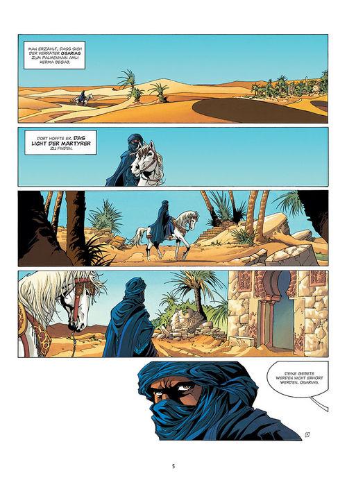 Leseprobe aus Kreuzzug - Seite 5