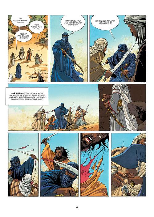 Leseprobe aus Kreuzzug - Seite 6