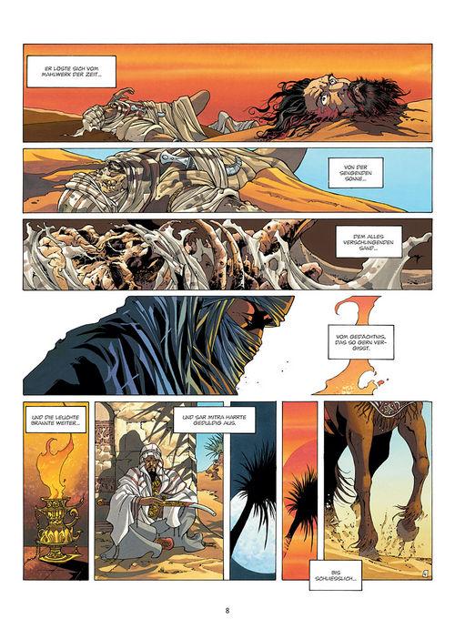 Leseprobe aus Kreuzzug - Seite 8