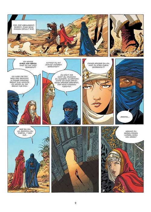 Leseprobe aus Kreuzzug - Seite 9