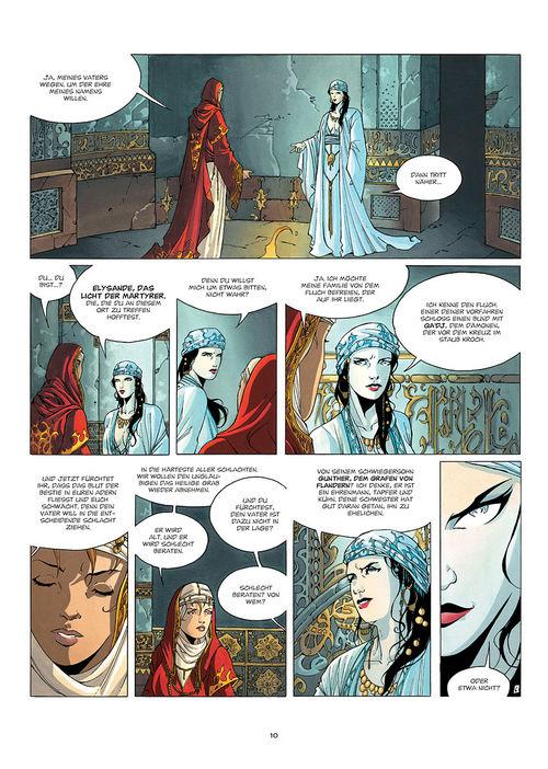 Leseprobe aus Kreuzzug - Seite 10