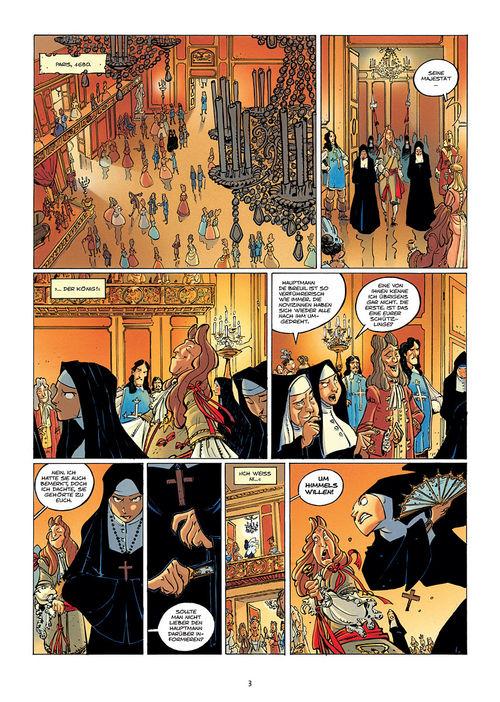 Leseprobe aus Belladonna 1 - Seite 3