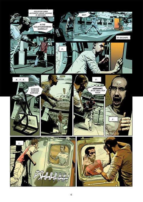 Leseprobe aus Der Schimpansenkomplex 2 - Seite 6