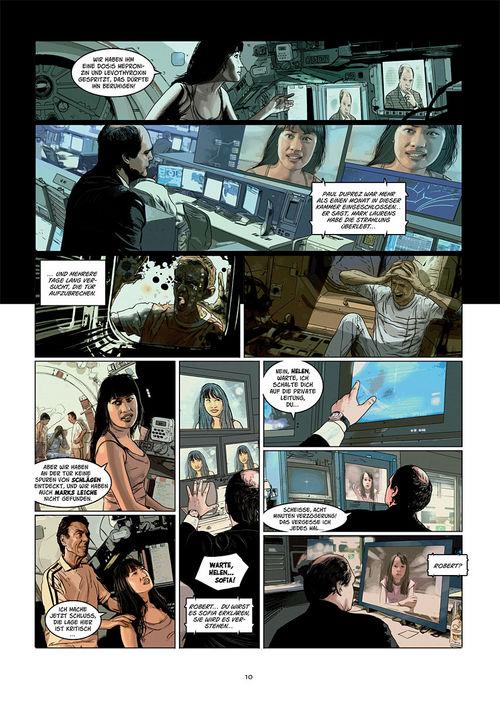 Leseprobe aus Der Schimpansenkomplex 2 - Seite 10