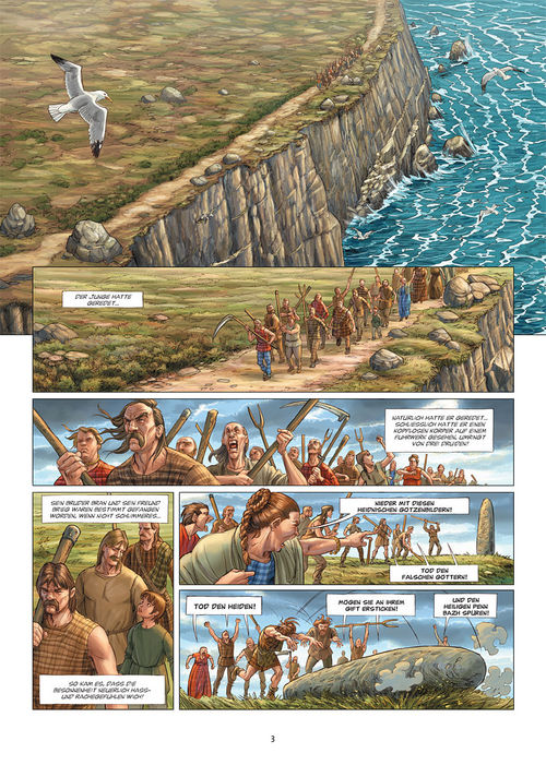 Leseprobe aus Die Druiden - Seite 3