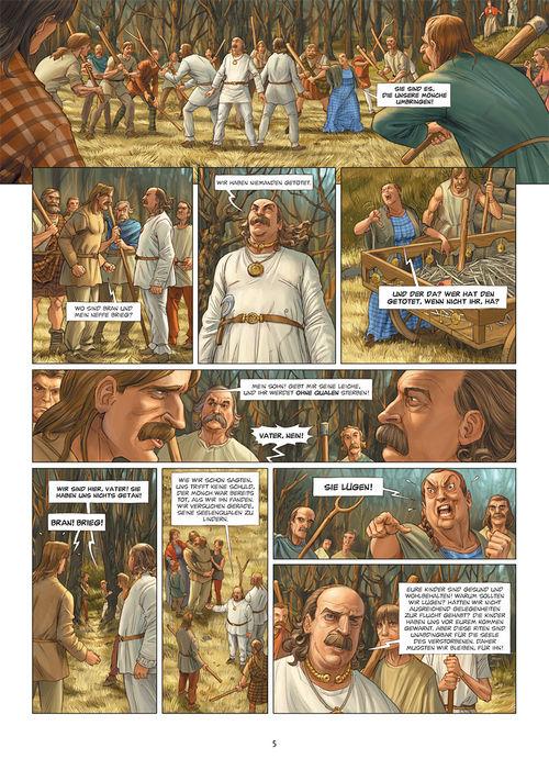 Leseprobe aus Die Druiden - Seite 5