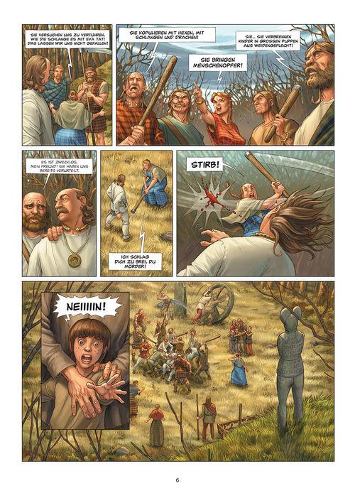 Leseprobe aus Die Druiden - Seite 6