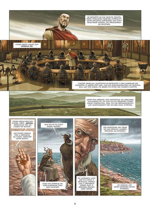 Leseprobe aus Die Druiden - Seite 9