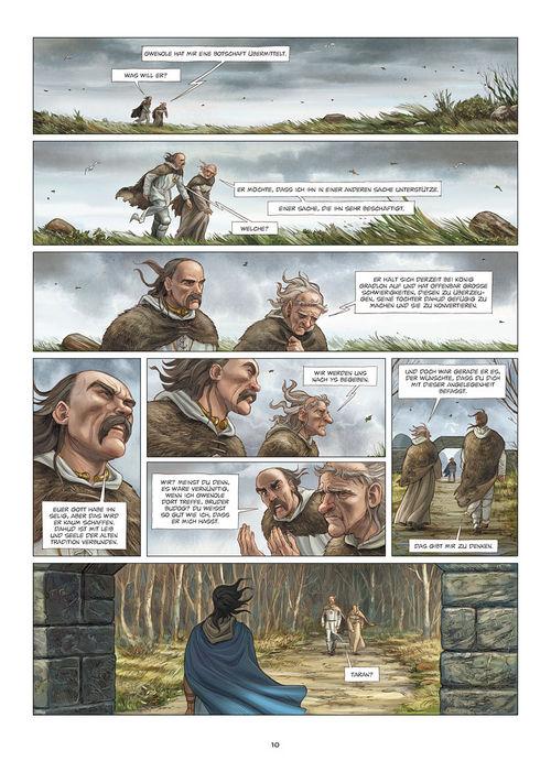 Leseprobe aus Die Druiden - Seite 10
