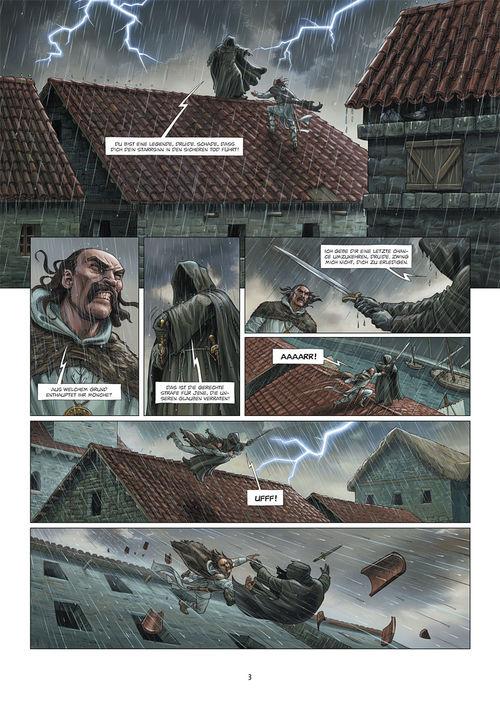 Leseprobe aus Die Druiden 3 - Seite 3