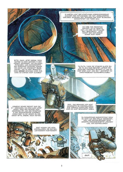 Leseprobe aus Die Kaste der Meta-Barone 3 - Seite 3