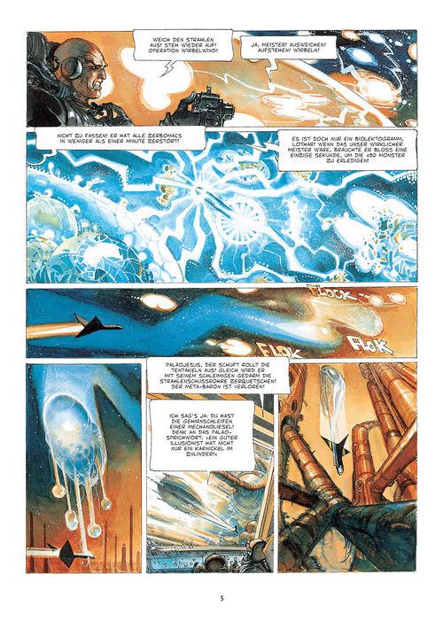 Leseprobe aus Die Kaste der Meta-Barone 3 - Seite 5