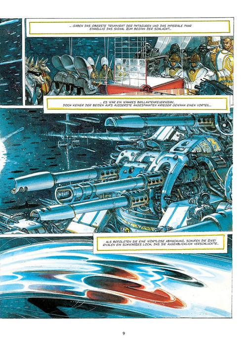 Leseprobe aus Die Kaste der Meta-Barone 3 - Seite 9
