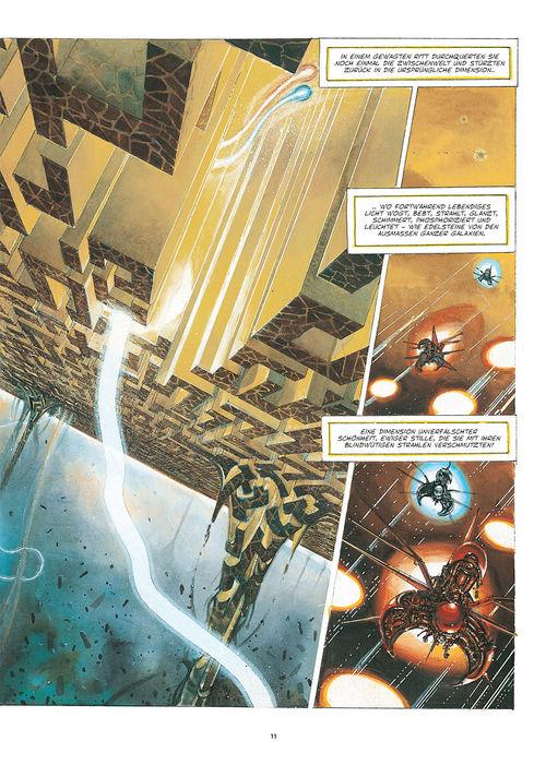 Leseprobe aus Die Kaste der Meta-Barone 3 - Seite 11