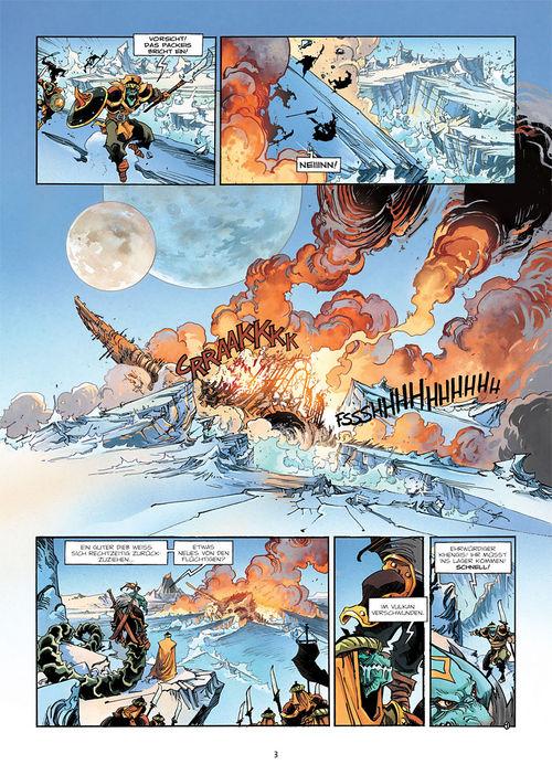 Leseprobe aus Die Schiffbrüchigen von Ythaq 6 - Seite 3