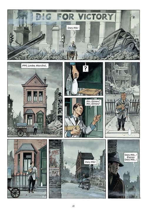 Leseprobe aus India Dreams - Seite 21
