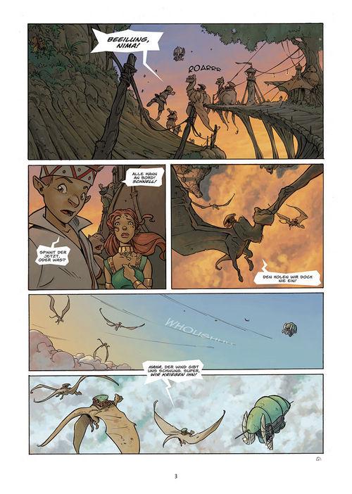 Leseprobe aus Kind des Blitzes 3 - Seite 3