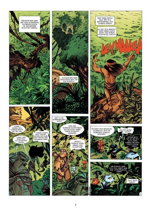 Leseprobe aus Luuna 5 - Seite 3