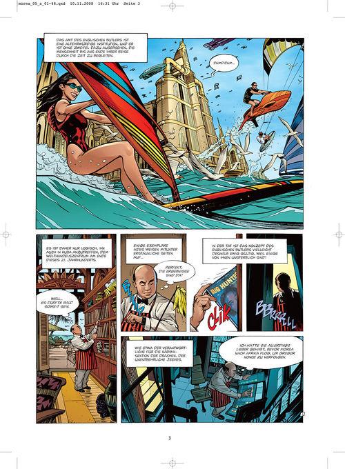Leseprobe aus Morea 5 - Seite 3