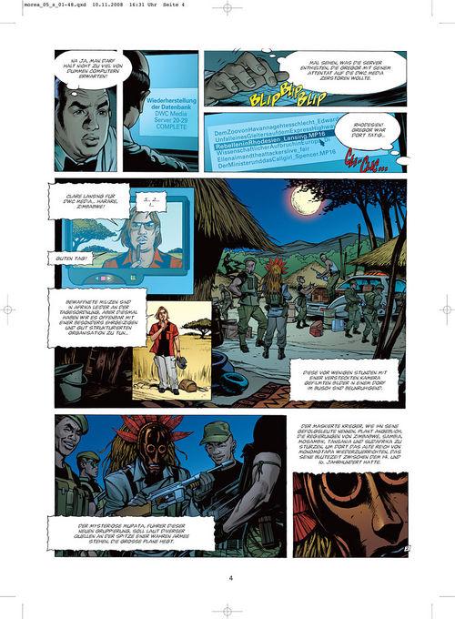 Leseprobe aus Morea 5 - Seite 4