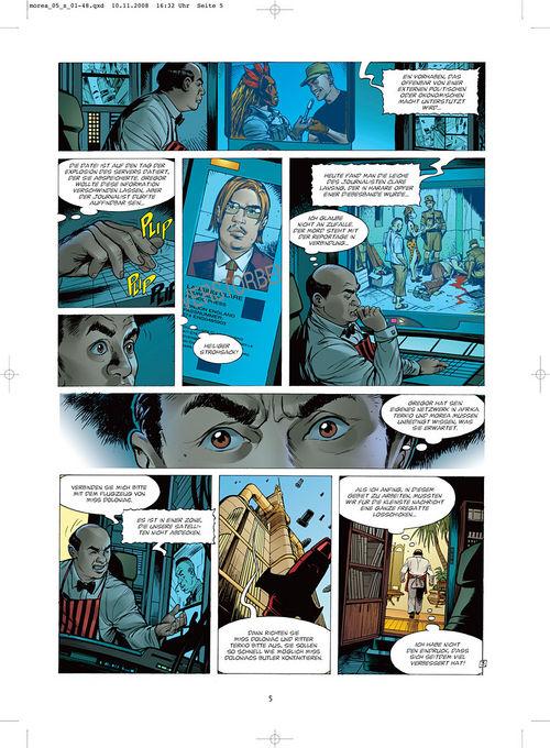 Leseprobe aus Morea 5 - Seite 5