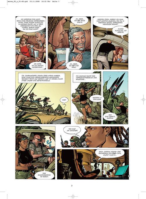 Leseprobe aus Morea 5 - Seite 7