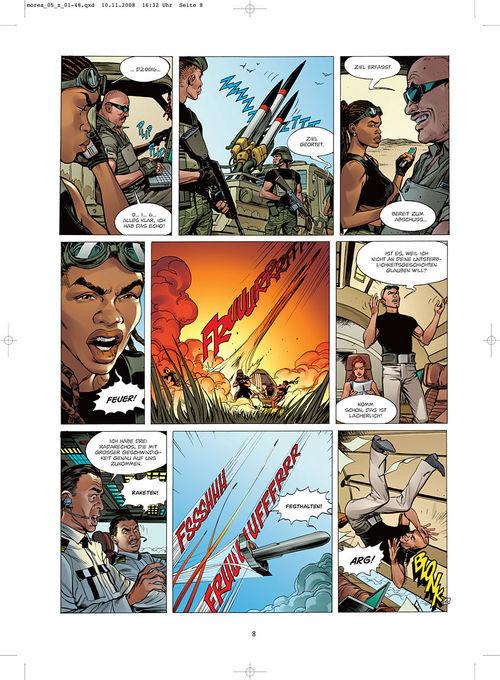 Leseprobe aus Morea 5 - Seite 8