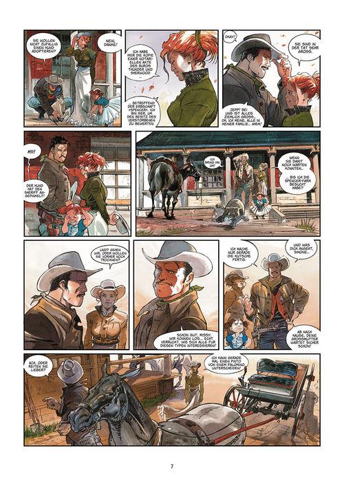 Leseprobe aus Silbermond über Providence 1: Kinder des Abgrunds - Seite 7