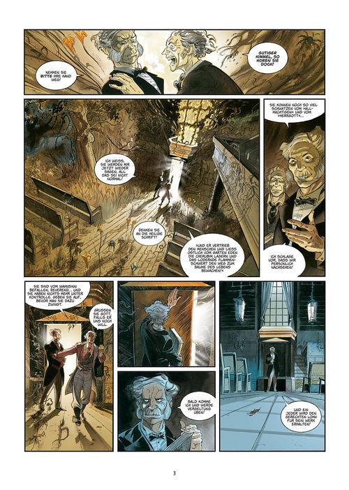 Leseprobe aus Silbermond über Providence 2 - Seite 3