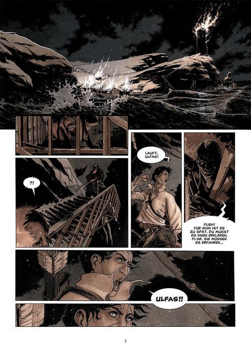 Leseprobe aus Söldner 1 - Seite 3