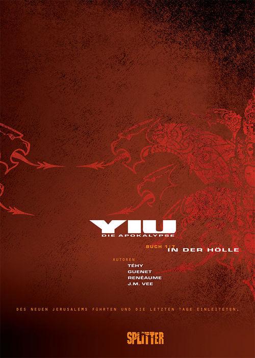 Leseprobe aus Yiu – Die Apokalypse 1 - Seite 3