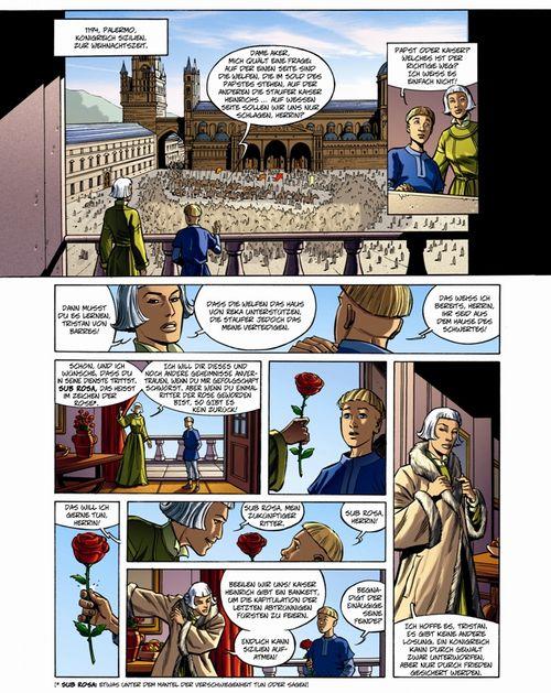 Leseprobe aus Die Macht der Archonten 3 - Teil 4