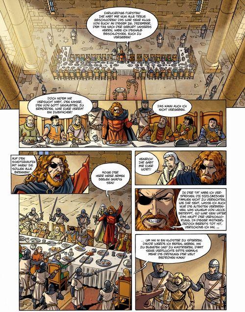 Leseprobe aus Die Macht der Archonten 3 - Teil 5