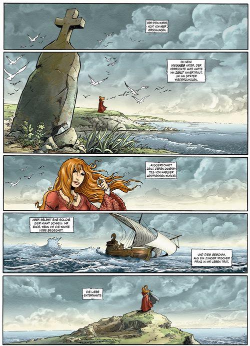 Leseprobe aus Drachenblut 2 - Seite 1