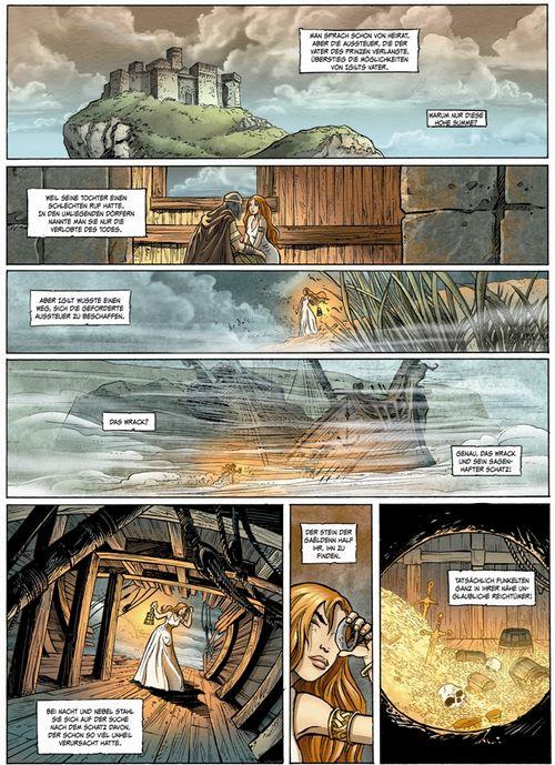 Leseprobe aus Drachenblut 2 - Seite 2