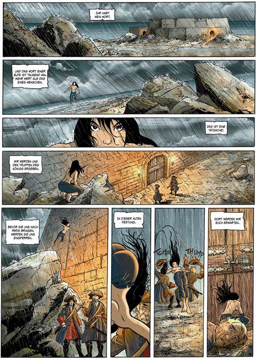 Leseprobe aus Drachenblut 2 - Seite 6