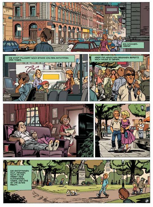 Leseprobe aus Allein 1 - Seite 1