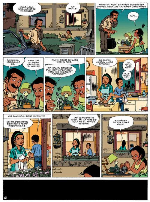 Leseprobe aus Allein 1 - Seite 3