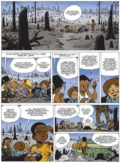 Leseprobe aus Allein 3 - Seite 1