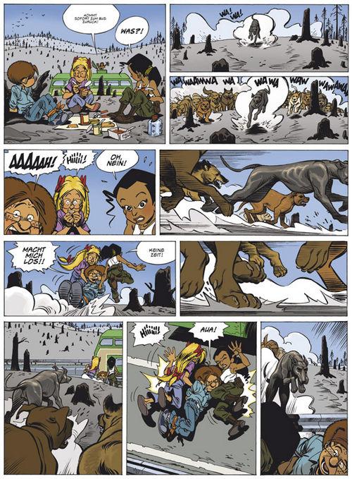 Leseprobe aus Allein 3 - Seite 3