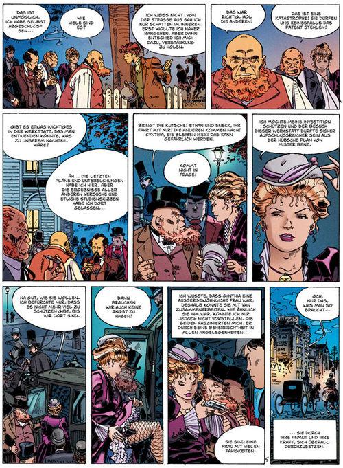 Leseprobe aus Ethan Ringler 2 - Seite 5