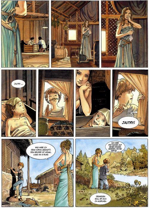 Leseprobe aus Die Seuche 1 - Seite 2