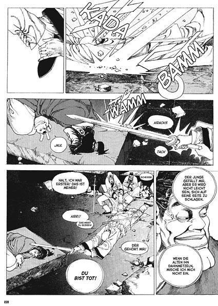 Leseprobe aus Sonne und Mond 1 - Seite 4