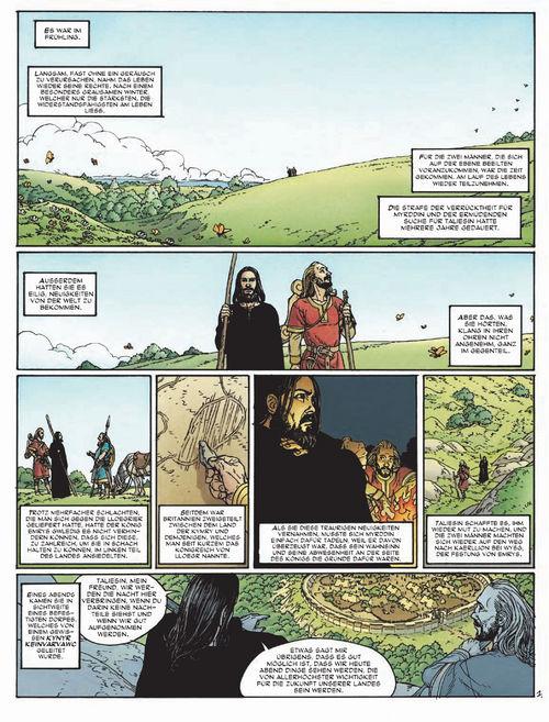 Leseprobe aus Arthur 2 - Seite 7